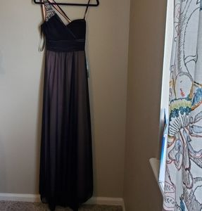 New Navy My Michelle size 3 Prom special Occasion